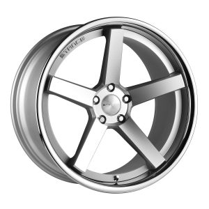 STANCE SC5ive MATTE SILVER POLISHED INOX