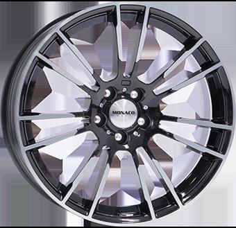 MONACO MC8 Gloss Black / Polished