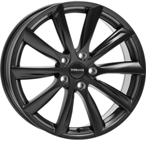 MONACO GP6 Dull Black