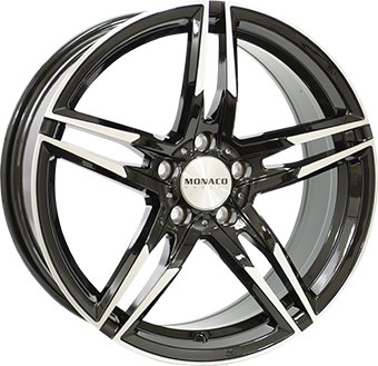 MONACO GP1 Gloss Black / Polished