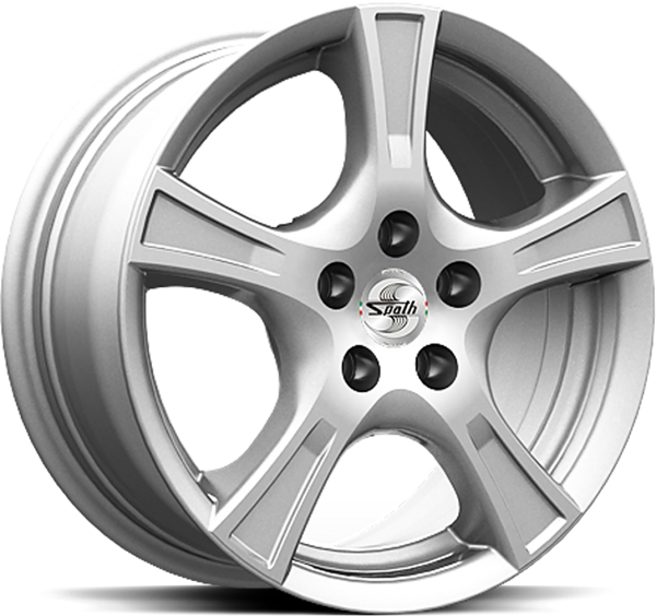 SPATH SP01 Chrome Silver