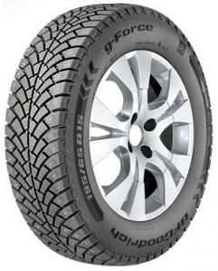 BFGOODRICH G-FORCE STUD 195/65-15 Q