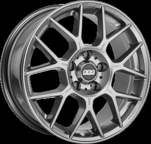 BBS XR Platinum Silver