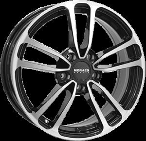 MONACO CL1 Gloss Black / Polished