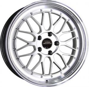 DIVERSEN B9 Silver / Polished