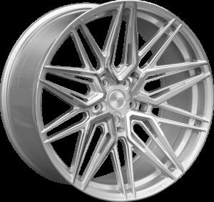Vossen HF7 Silver Polished